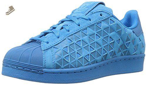 adidas Originals Superstar J, Bleu Bird, Bleu Bird, Bleu Bird, 7