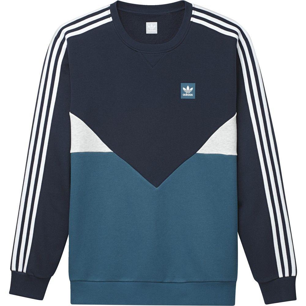 Commandez des maintenant le Sweat shirt Skate Adidas