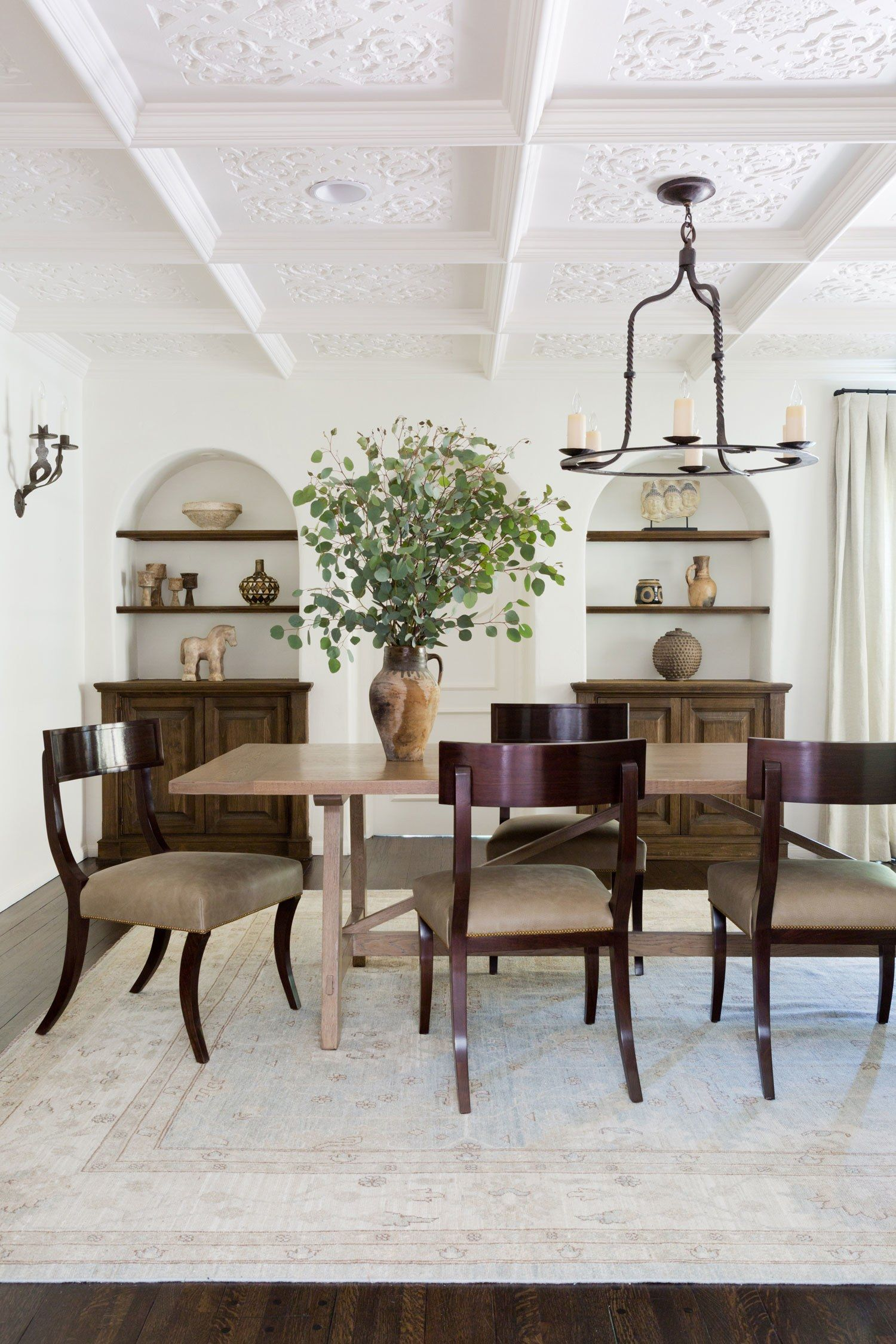 House Tour A Stunning Spanish Colonial Revival In Beverly