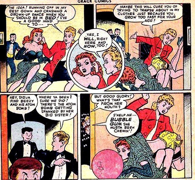 Free erotic comic book