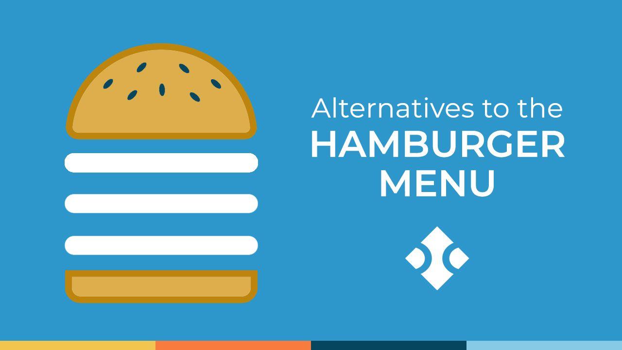 Best Website Navigation Examples Blue Compass Hamburger Menu Responsive Web Design Web Design