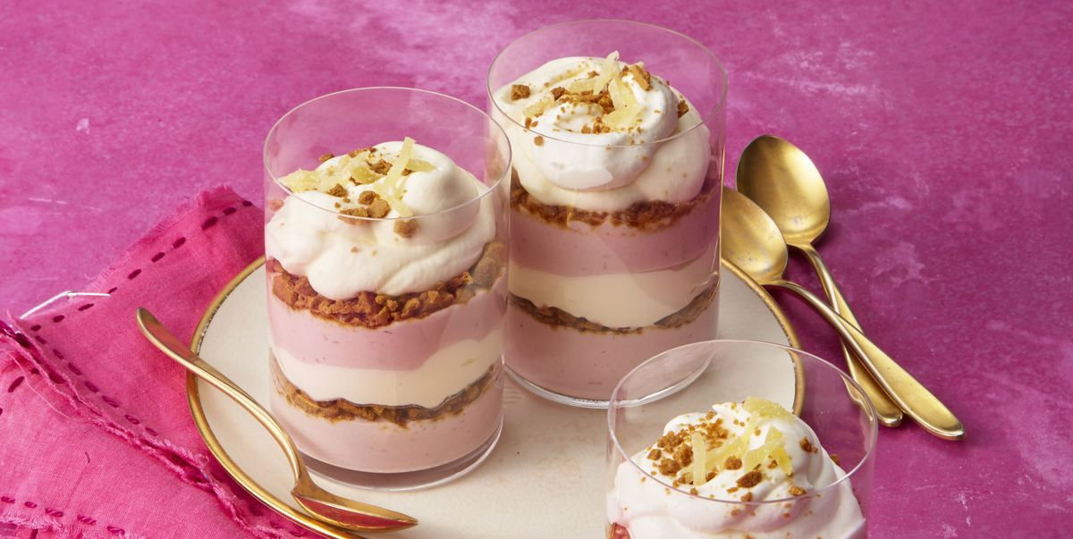 Cranberry Flummery | Recipe | No bake desserts, Desserts, Food