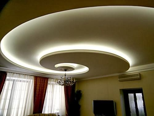 31 Gorgeous Gypsum False Ceiling Designs That You Can Construct Into Your Home Decor (18)