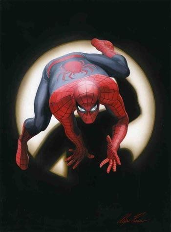 Spider-Man Spotlight by Alex Ross