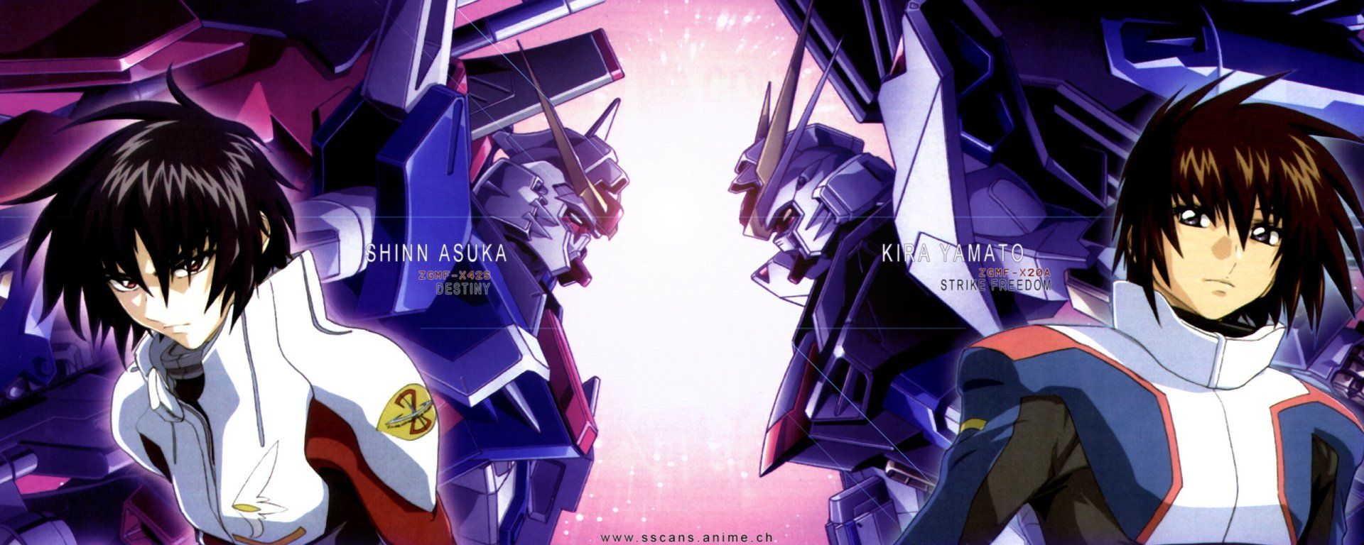 Anime Mobile Suit Gundam Seed Destiny Wallpaper ガンダムシリーズ