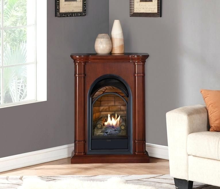 Pin by Hope Kroel on Ideas | Propane fireplace, Ventless ...