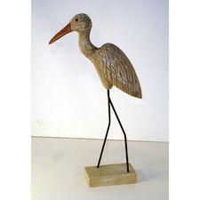 Crane Figurine