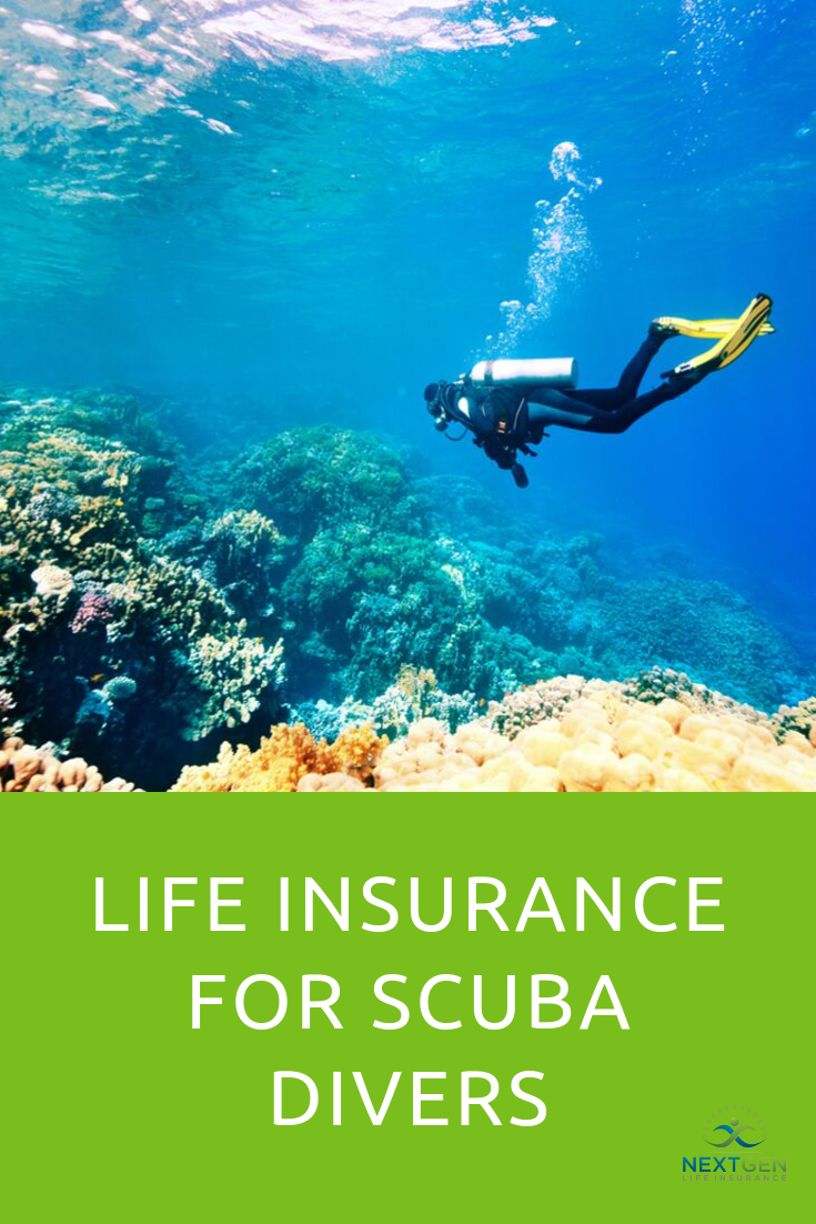 Are you a scuba diver looking for the best life insurance ...