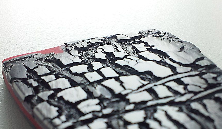 How To Crackle - Polymer Clay Techniques Desiree McCrorey, different ways to crackle clay and their different effects