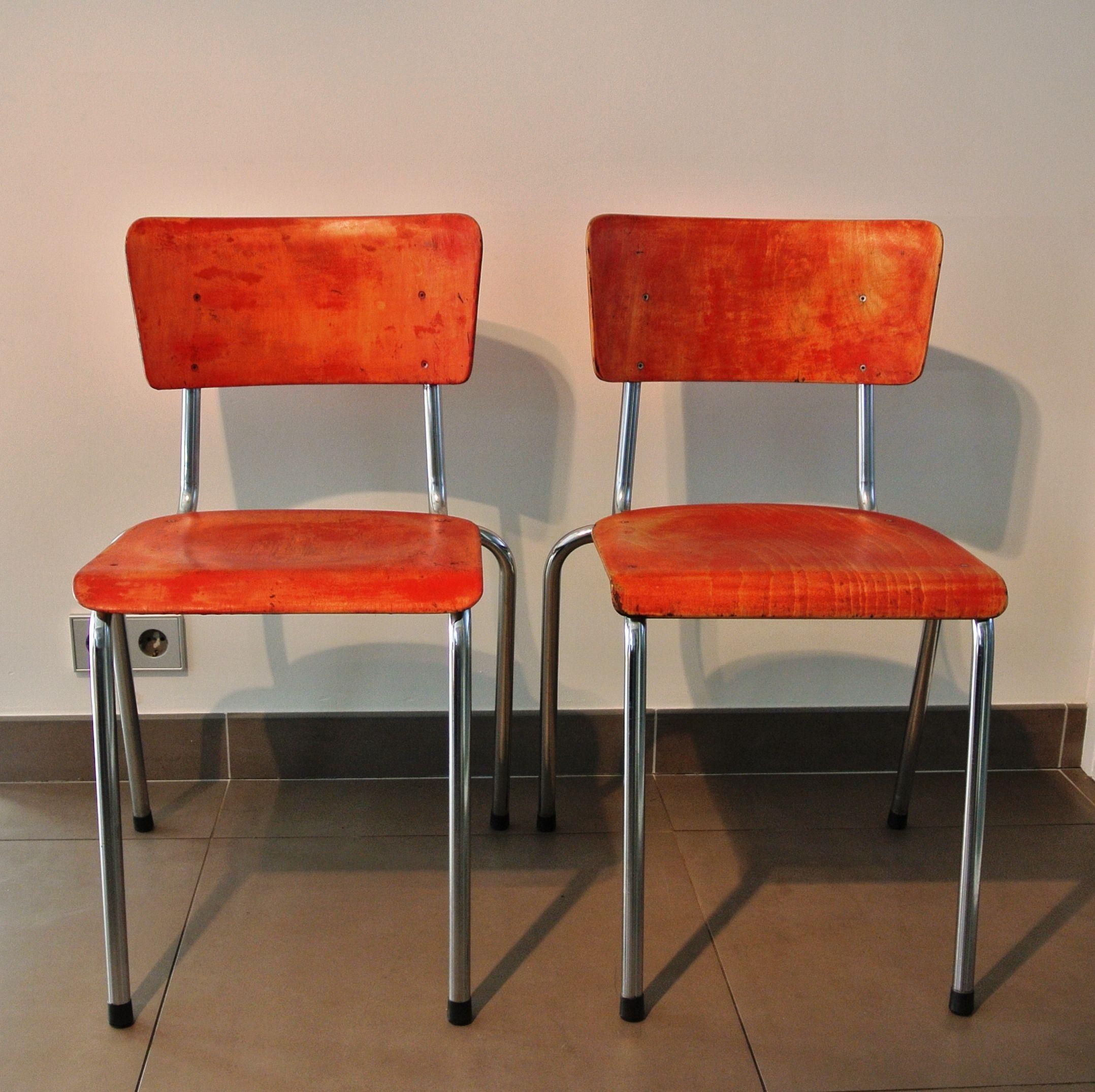Vintage stoeltjes