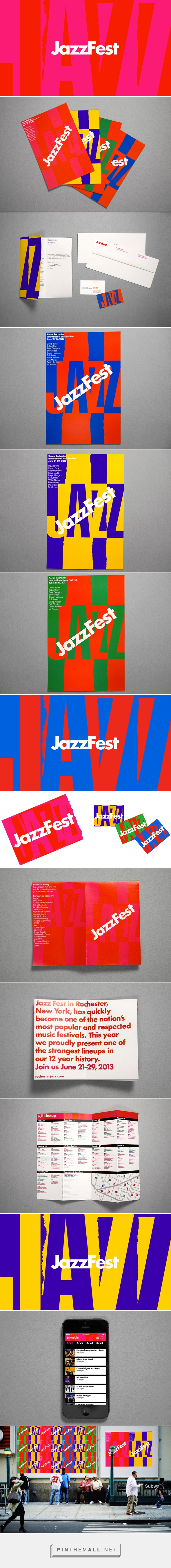 Xerox Jazz Fest – Visual Journal - created via https://pinthemall.net