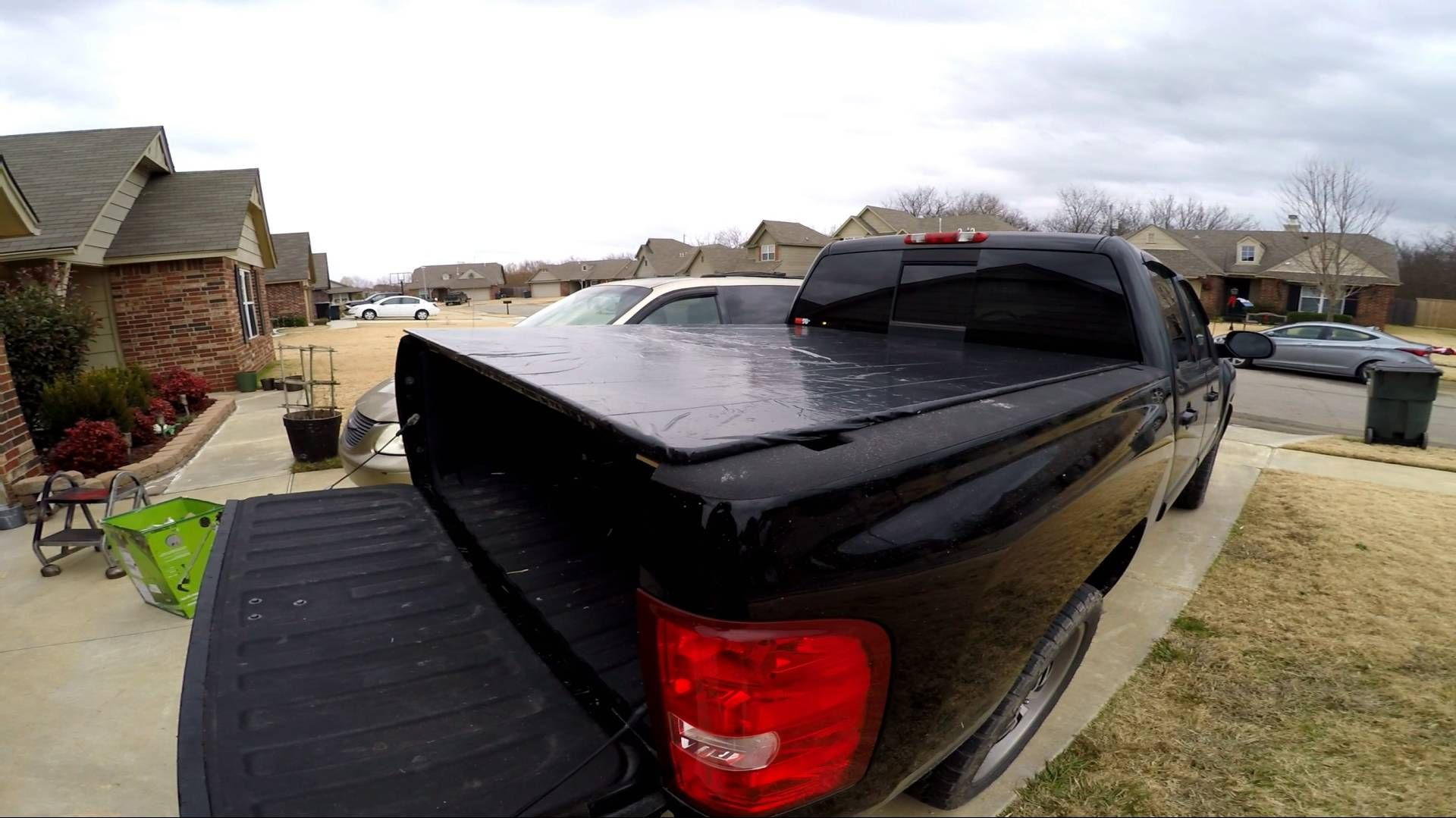 diy how to build a truck bed cover | truck ideas | pinterest | truck