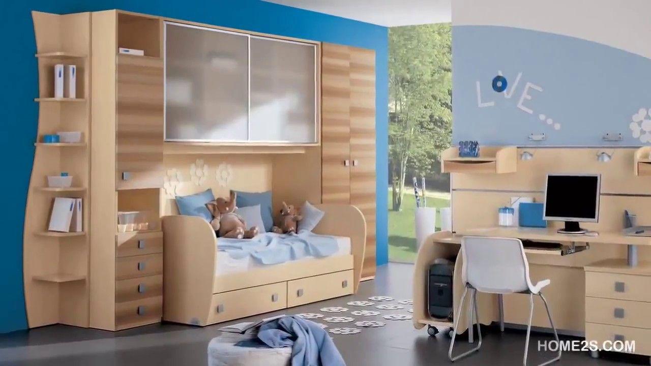 Ideas desain rumah minimalis kamar tidur anak modern ДИЗАЙН