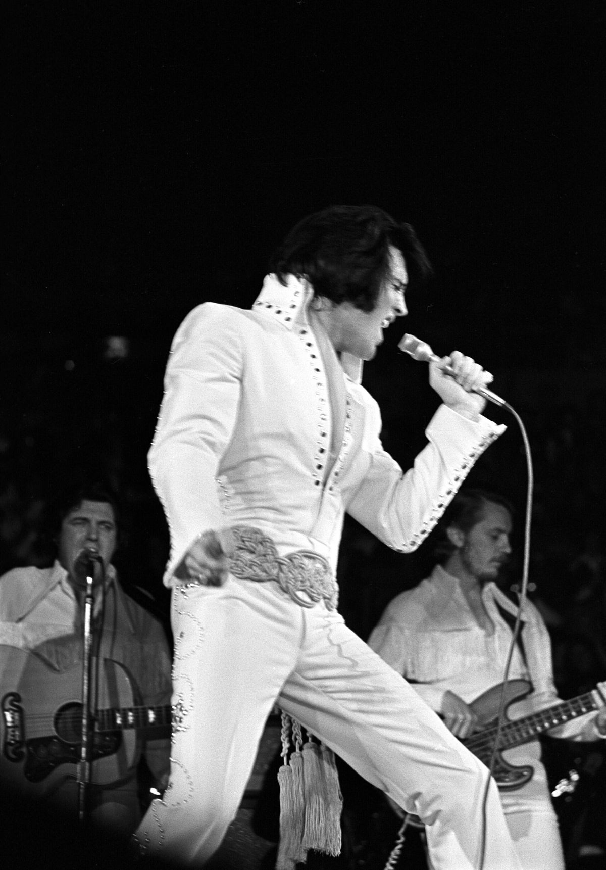 Elvis In Concert In Los Angeles In November 14 1970
