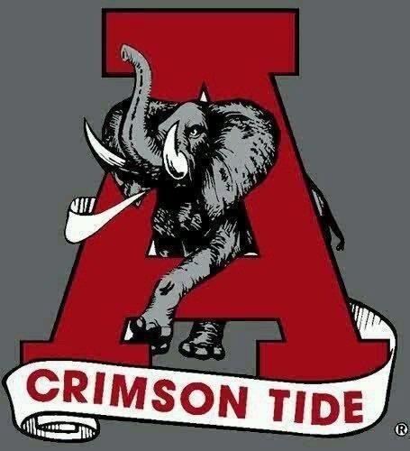 Old School love it! Alabama Crimson Tide Alabama