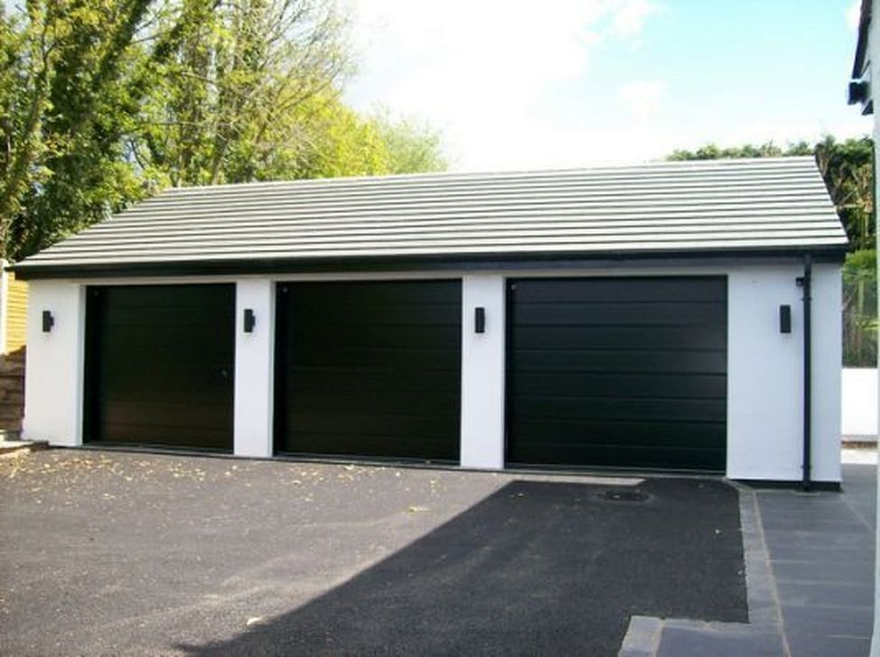 20 Simple And Minimalist Garage Design Ideas Garage Design