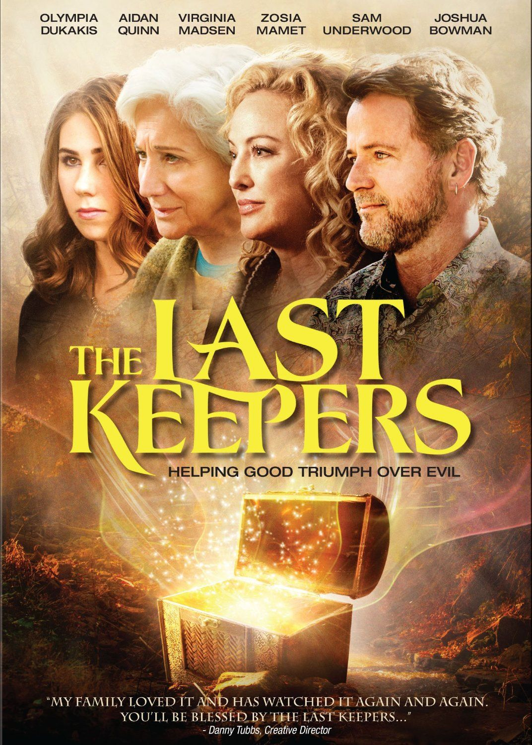 The Last Keepers The Colors Were Amazing In This Movie