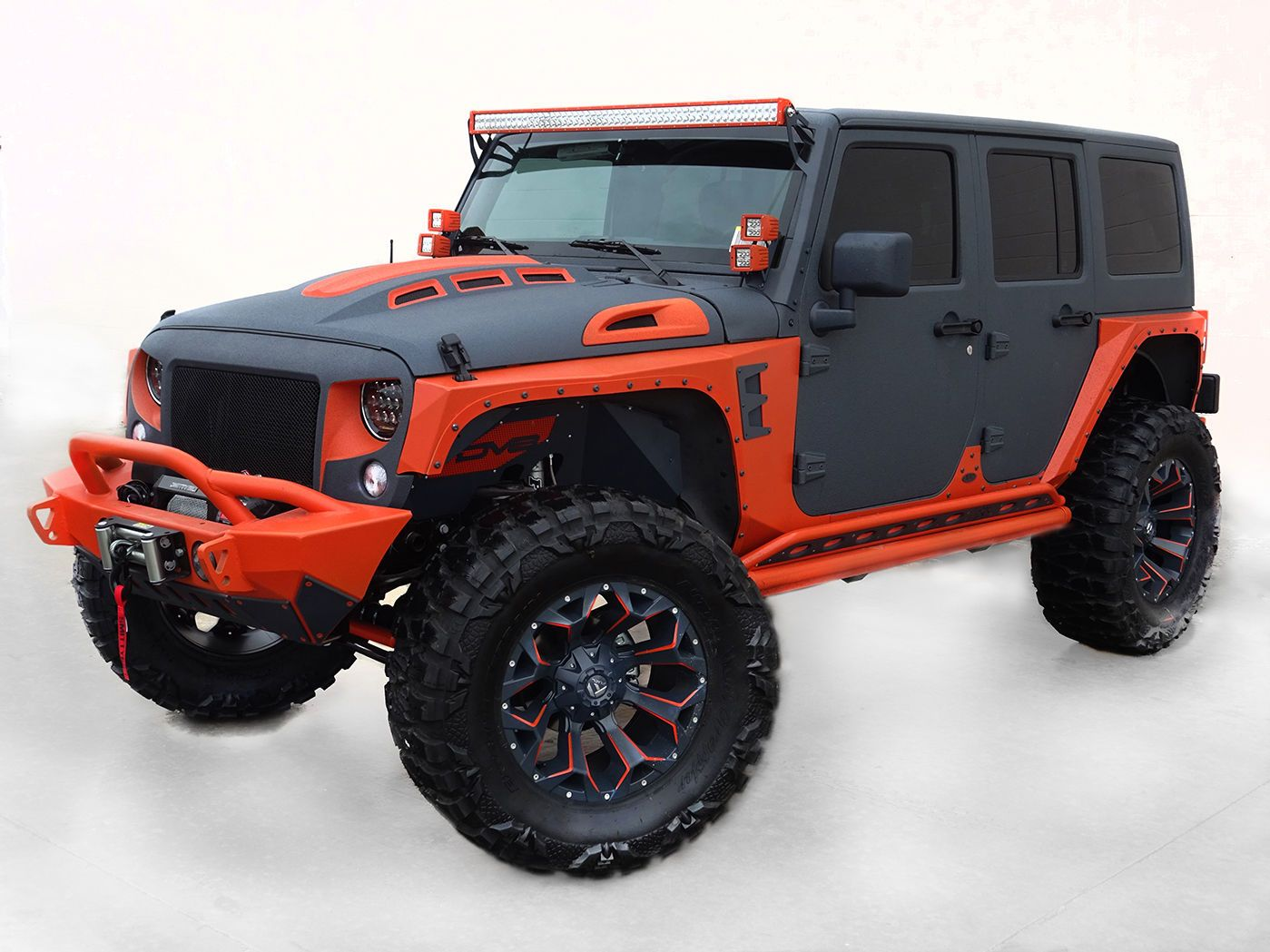 Jeep Wrangler SPORT UNLIMITED STEALTH SERIES in eBay