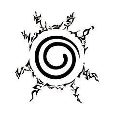 Resultado de imagen para tatuaje del sello de maldicion de sasuke