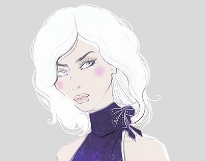 "Check out new work on my @Behance portfolio: ""Fashion illustration"" http://be.net/gallery/45626993/Fashion-illustration"