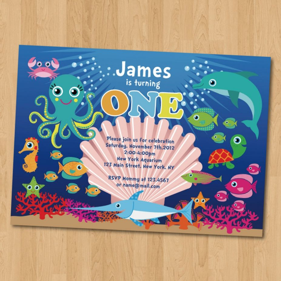 Under the sea party invitations as free party invitations which under the sea party invitations as free party invitations which viral in 2017 259 stopboris Gallery