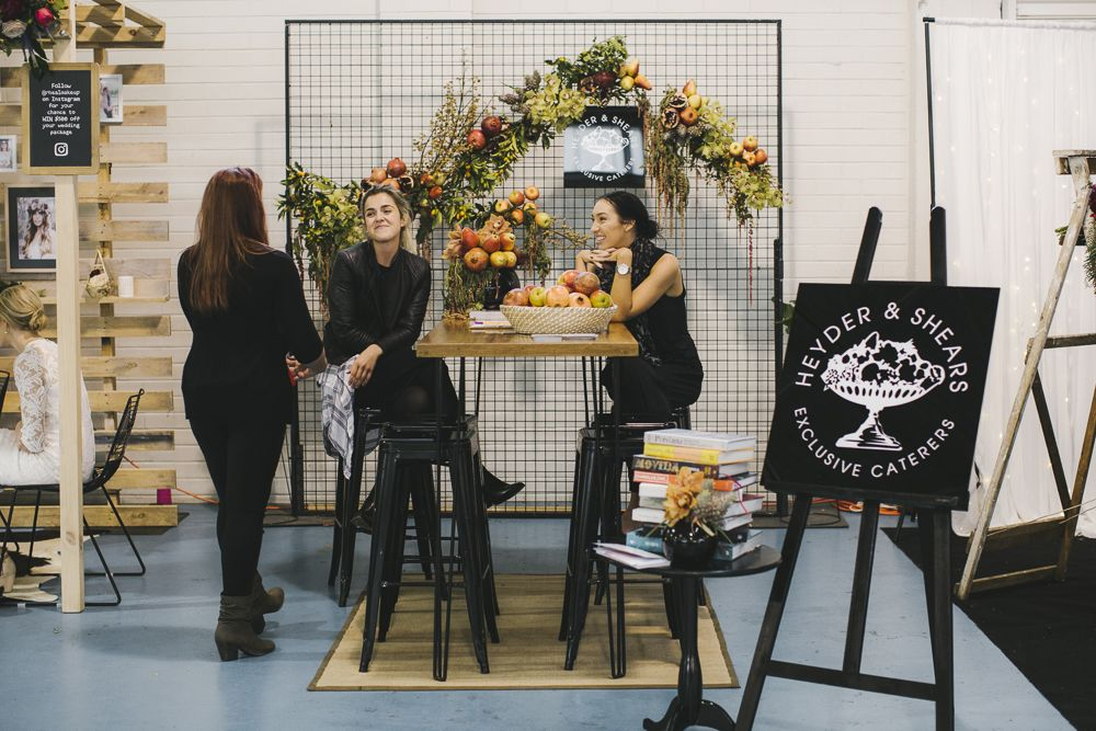 Perth wedding caterer exhibition in 2019 Wedding show