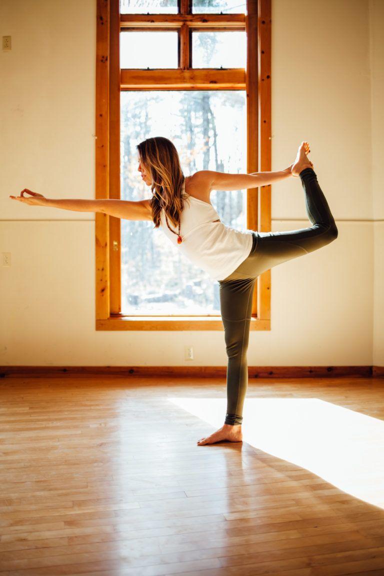 A Vata Balancing Yoga Sequence For Fall Yoga Sequences Yoga Yoga Times