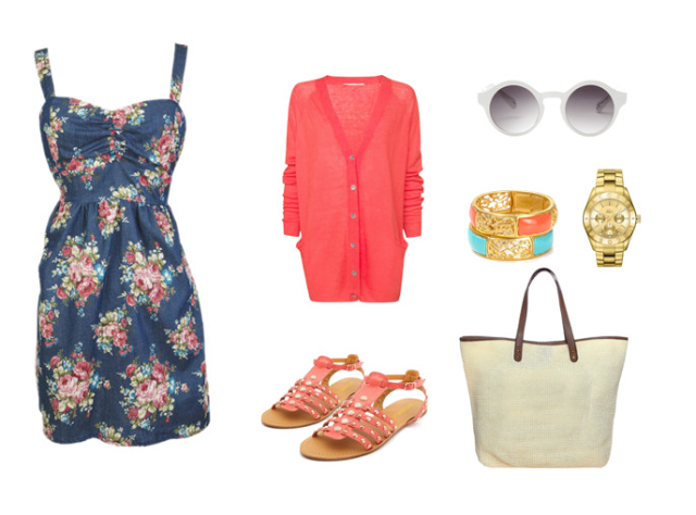 Trendy Summer Outfit Ideas with Pretty Dresses