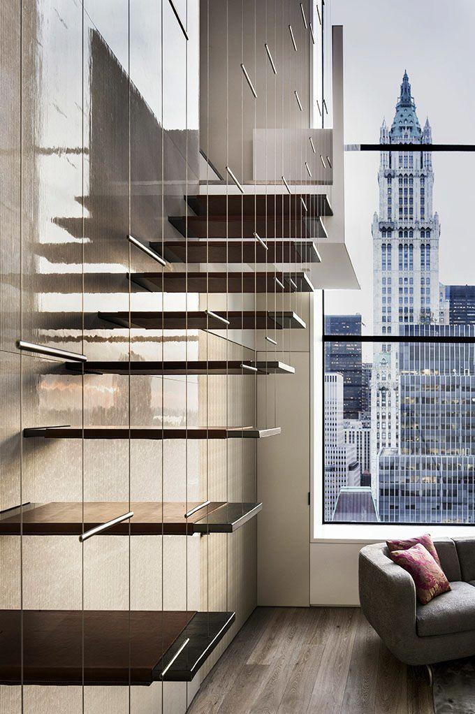 TriBeCa Penthouse in New York | Eliot Lee