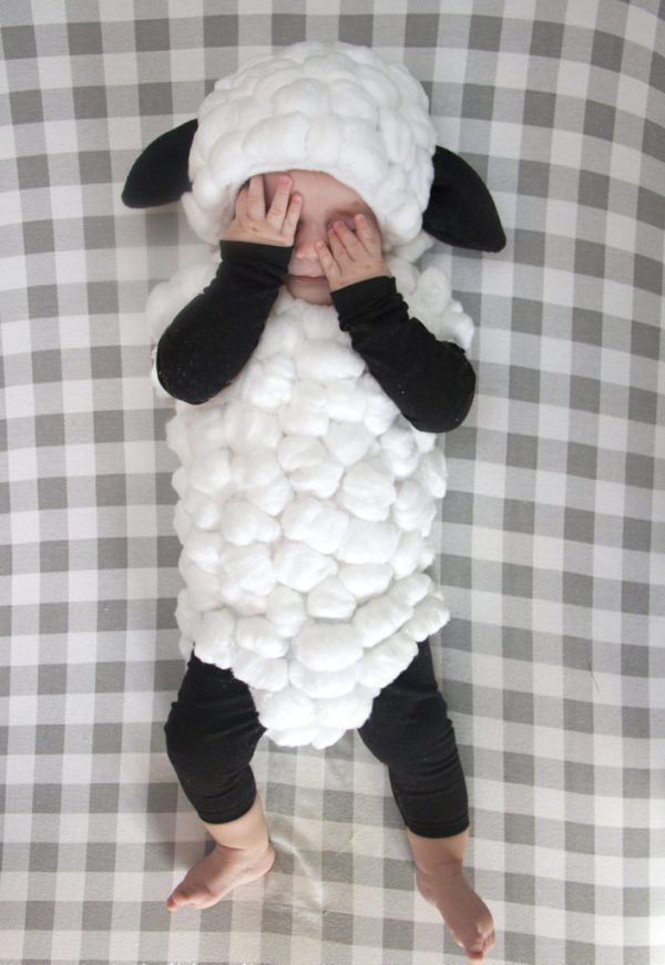 10+ Adorable DIY Baby Costumes for This Halloween