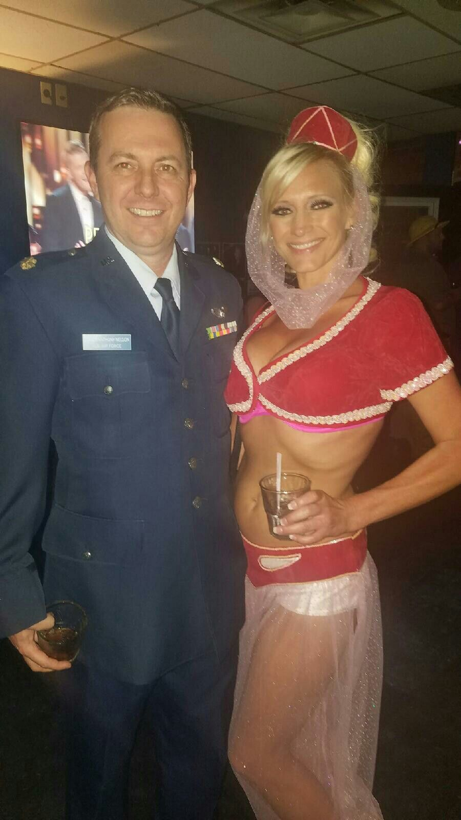 I Dream Of Jeannie Halloween Costume