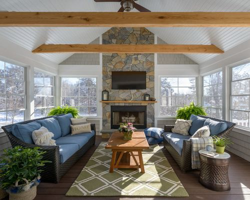 Sunroom Design Ideas Remodels Photos Houzz Sunroom Designs