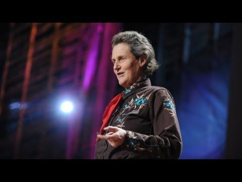 "Temple Grandin, diagnosed with autism as a child, talks about how her mind works -- sharing her ability to ""think in pictures,"" which helps her solve problems that neurotypical brains might miss. She makes the case that the world needs people on the autism spectrum: visual thinkers, pattern thinkers, verbal thinkers, and all kinds of smart geeky kids."