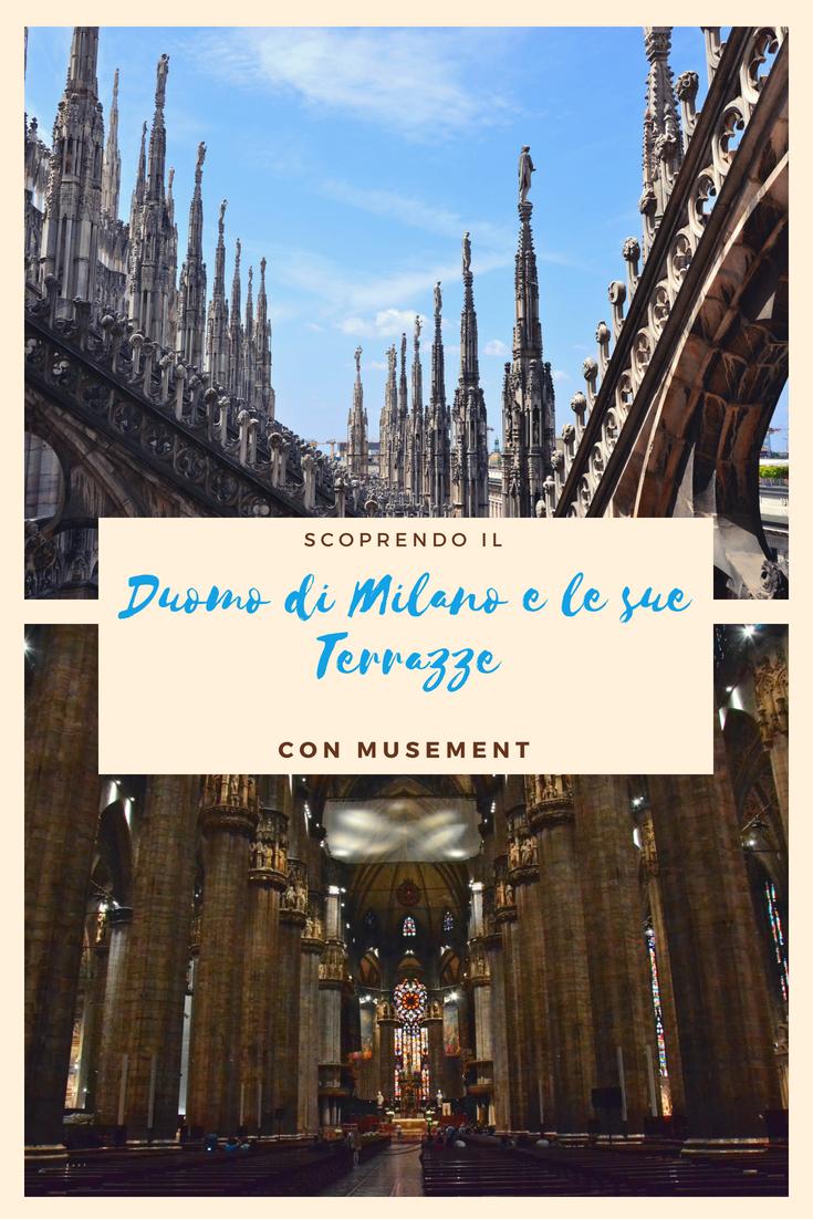 Scoprendo Il Duomo Di Milano E Le Sue Terrazze Con Musement