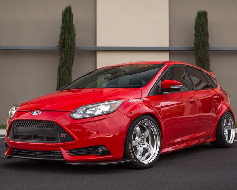 Wide Body Focus St Ford Focus St Ford Focus Wide Body Kits