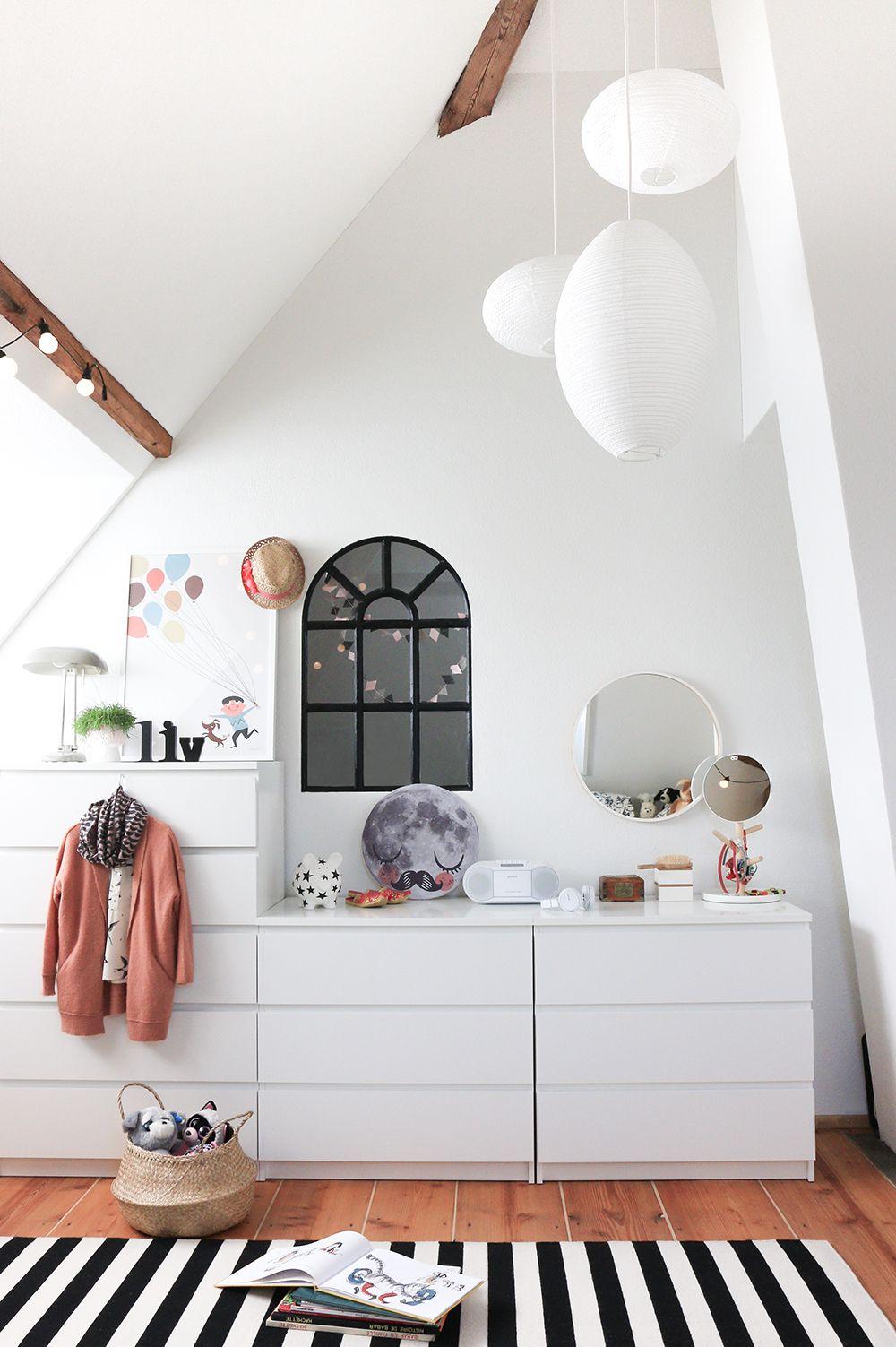 Kommode Schlafzimmer Dachschrage