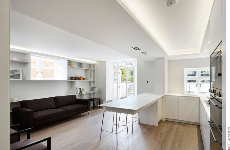 3000 4000k Daylight Type Artificial Light In Ceiling Kitchen Plans One Bedroom Flat Home Decor
