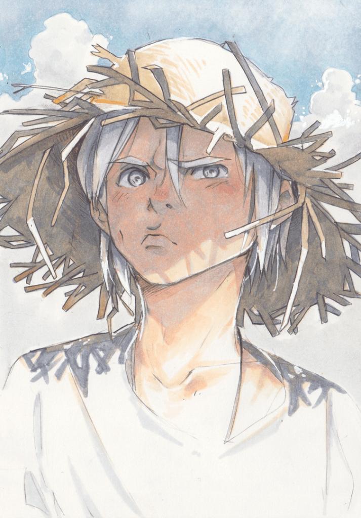 """Résultat de recherche d'images pour """"manga heat summer"""""""