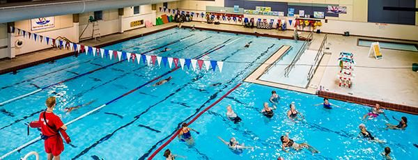 Marshall Center Aquatics City Of Vancouver Washington