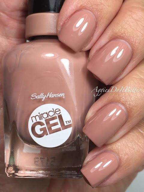 sally hansen gel totemly yours - Αναζήτηση Google | Swatches ...
