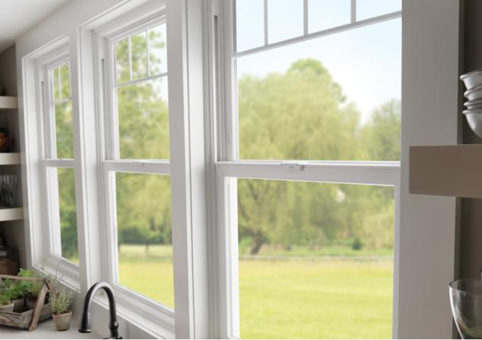 Milgard Replacement Window Prices Costs For Installation And Supply Window Prices Double Hung Windows Vinyl Replacement Windows