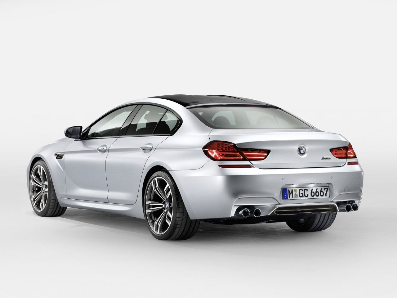 M6 4 Door Version With Images Bmw M6 Gran Coupe Bmw 6 Series