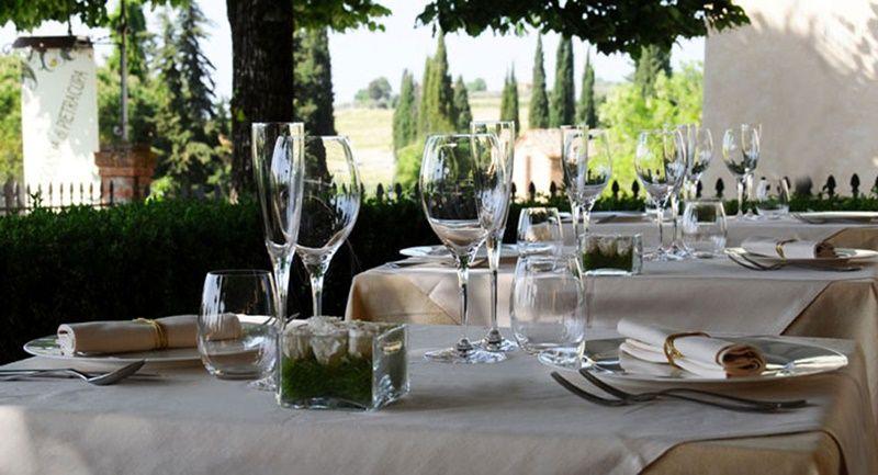 Tuffo nella cucina toscana con un ristorante nel Chianti: la Locanda di Pietracupa
