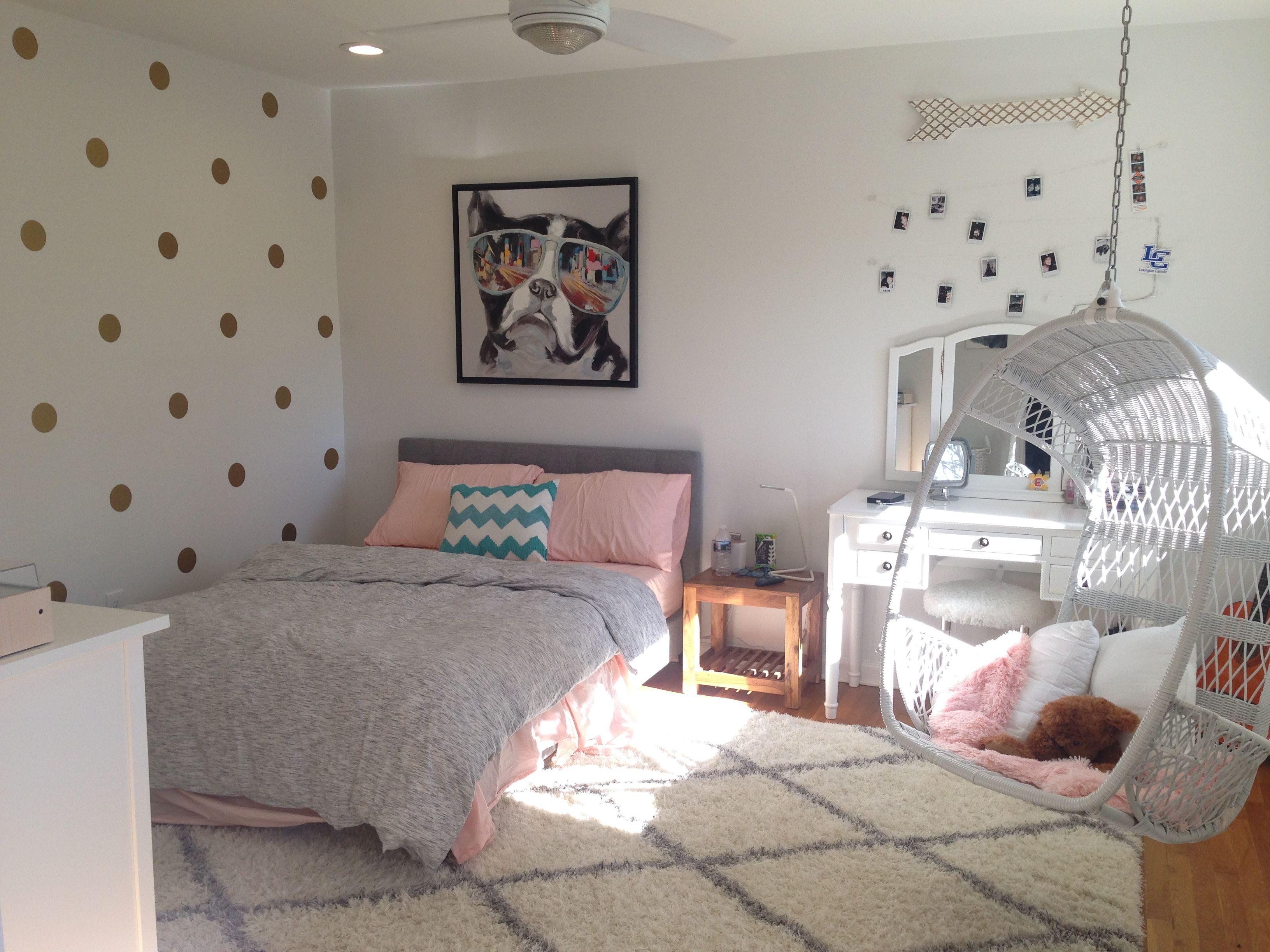 Pin on Teen Girls Bedroom on Beautiful Teenage Bedrooms  id=22500