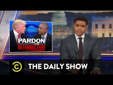 The Daily Show - President-Elect Trump's Prospective Cabinet of ...