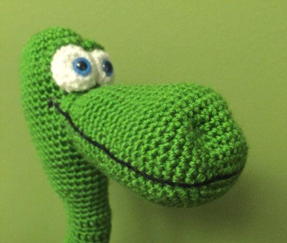 Pattern Arlo Disney Pixar's The Good Dinosaur by Needleandnoodle