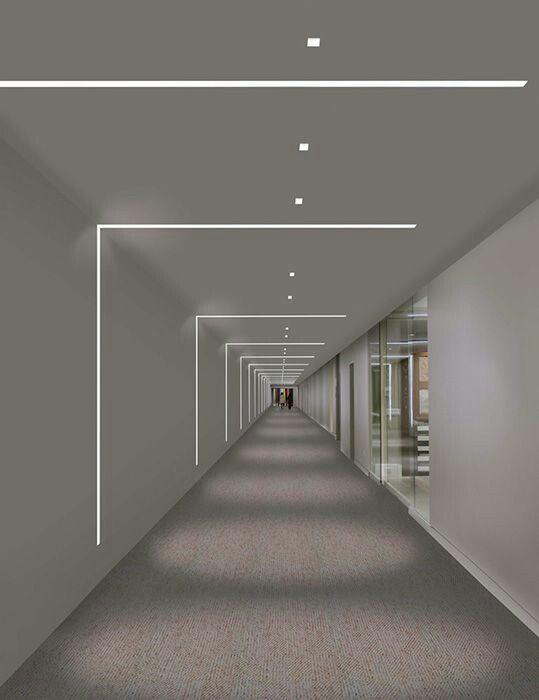 eclairage salle de bain couloirs decoration faux plafond eclairage mural plafond design