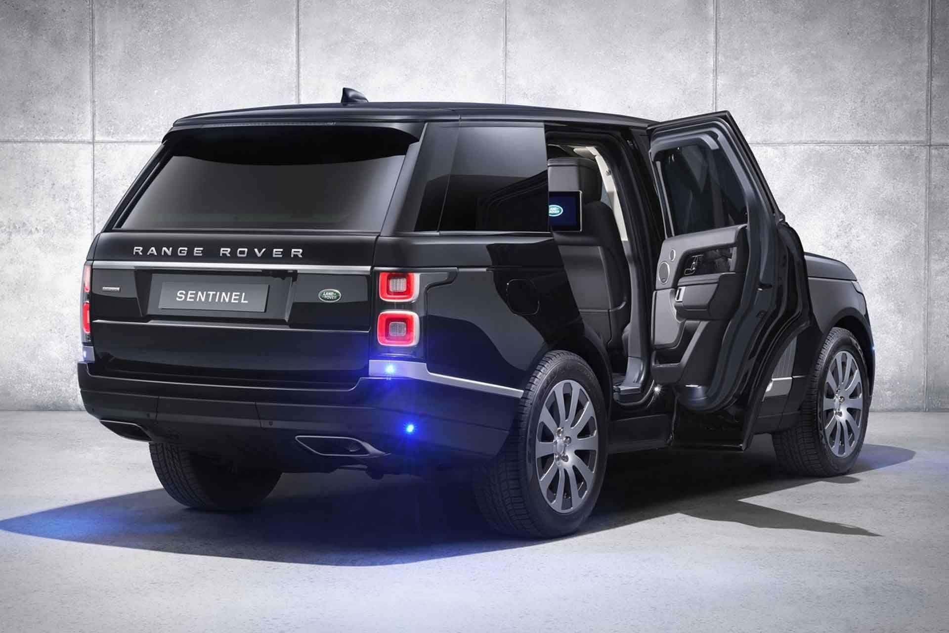 2020 Range Rover Sentinel Armored Suv Land Rover Land Rover Models 2020 Range Rover