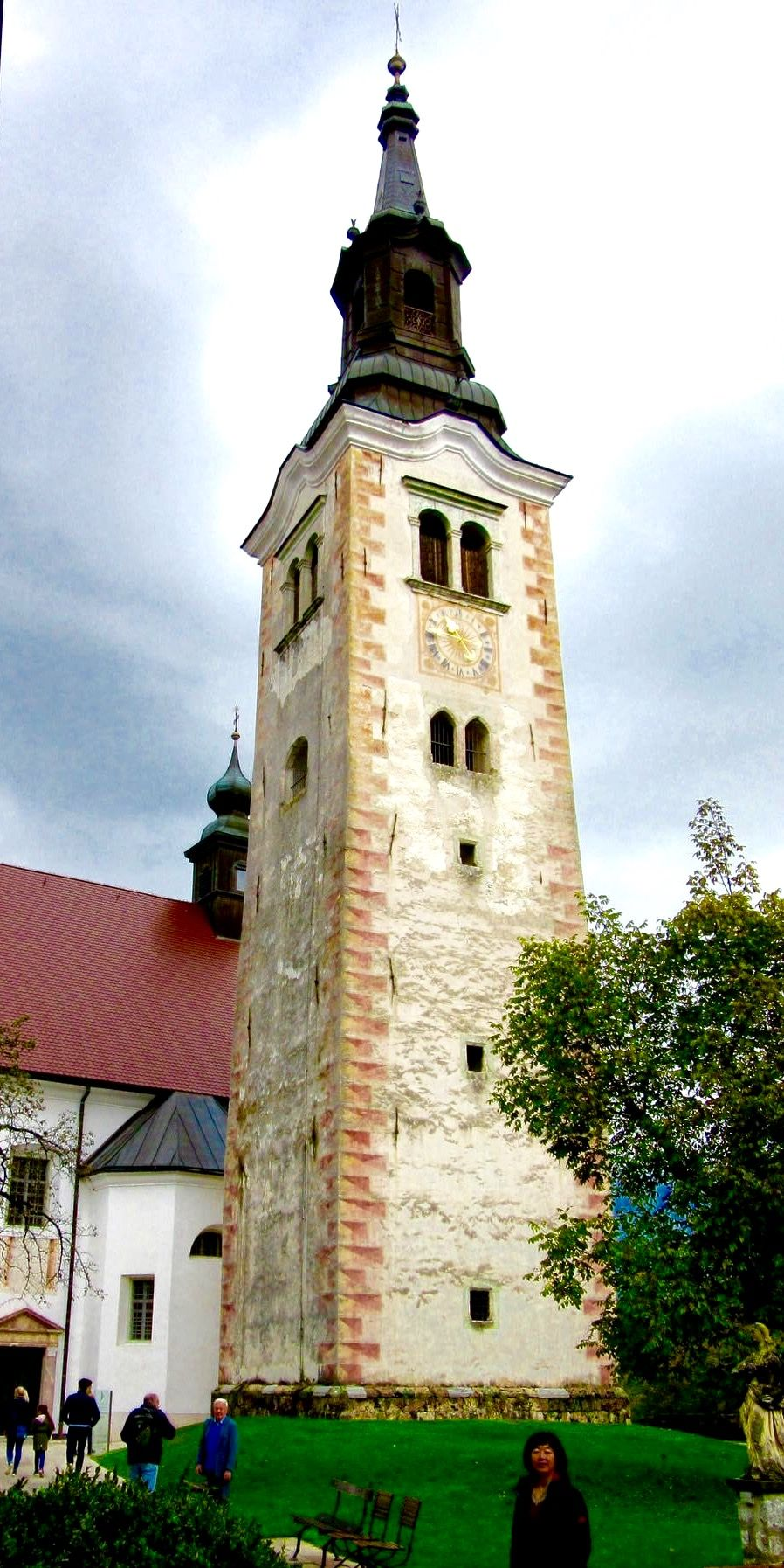 Pin On Bells Of The World Beautiful photo church on bled island