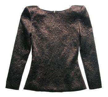 blusa jacquard da Printing (pesquisado em março 2010)